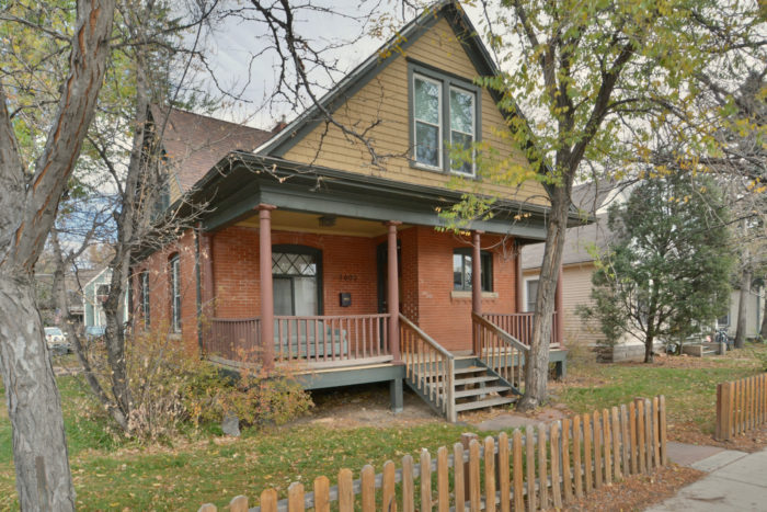 Multi-Family Property in the Heart of Downtown Boulder