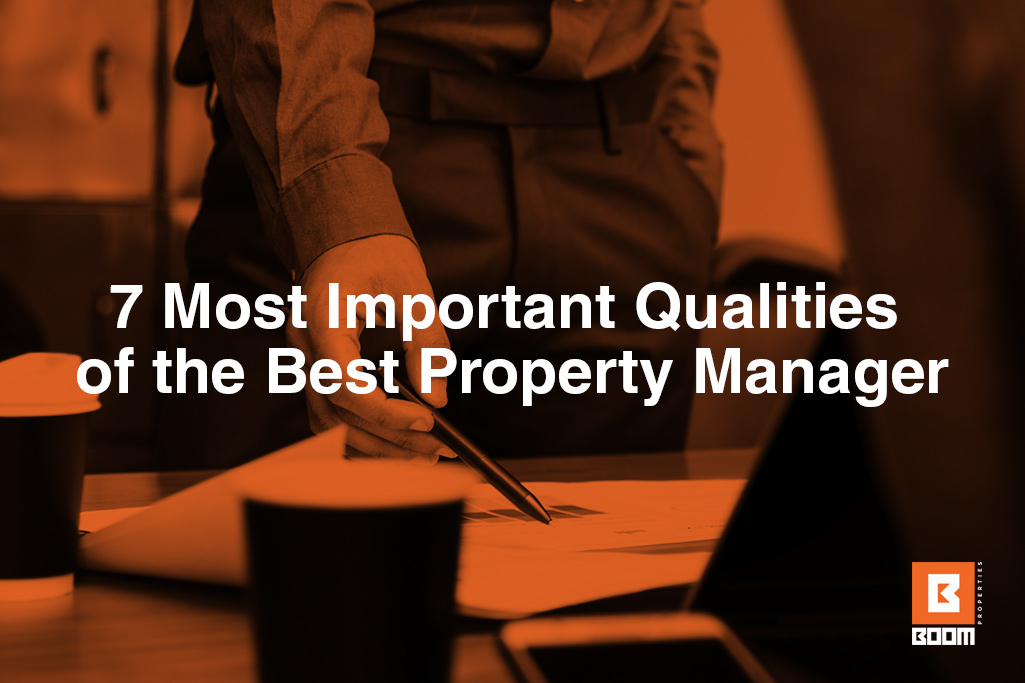 7 Most Important Qualities of the Best Property Manager - person looking at the report