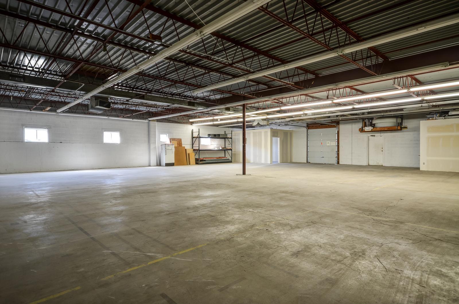 industrial spaces Boulder